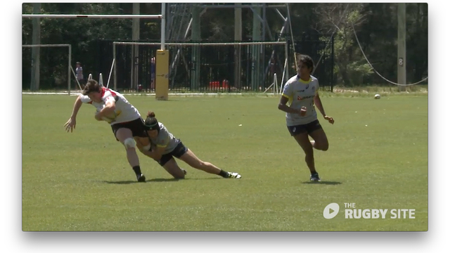 Tackle - Session Plan for Advanced Players