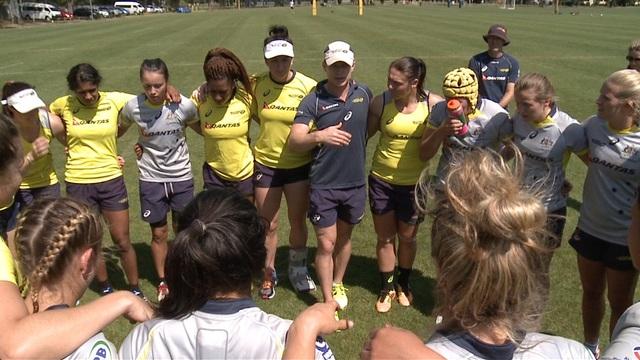 Australian Women's 7s Series