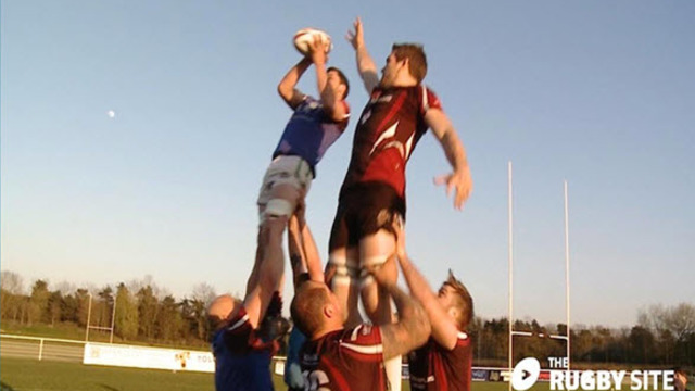 Lineout Session Plan - Youth