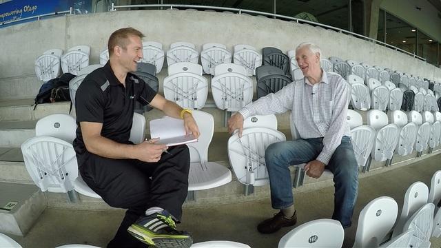 Tony Gilbert Interview